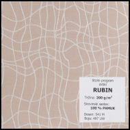 Stolnjak oval 160x220cm, damast - jednobojni - Bojano svijetle i srednje boje